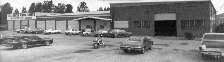 Bill Smith Auto Part Showroom